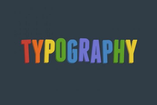 پلاگین های کاربردی جاوا اسکریپت تایپوگرافی | توسعه پردازان