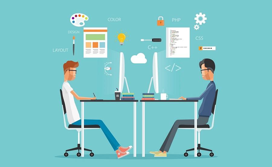 طراحی وبسایت ارزان مناسب کسب و کارها | توسعه پردازان