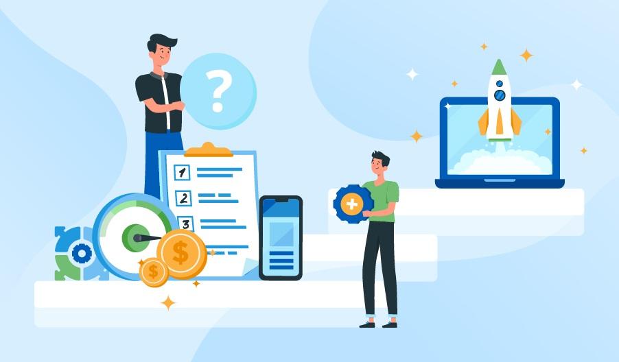 مراحل طراحی وبسایت ارزان قیمت | توسعه پردازان