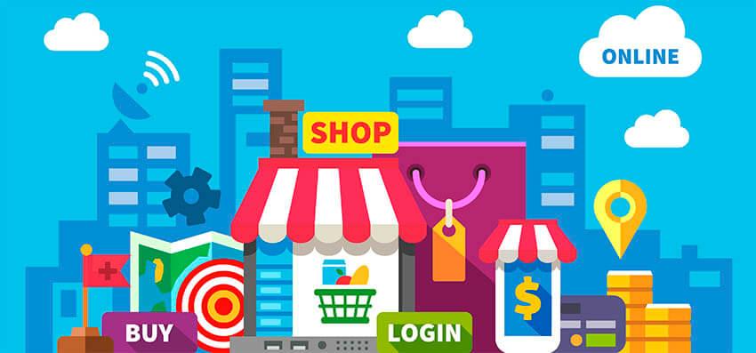 مزایای فروشگاه آنلاین در مقابل فروشگاه فیزیکی